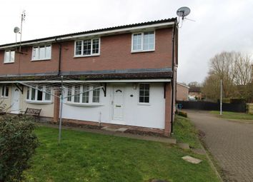 Thumbnail 2 bedroom end terrace house to rent in Woodbrook Close, Papworth Everard, 3Ul, Papworth Everard