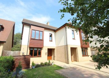 4 bed semi-detached house for sale in Garner Close, Brampton, Huntingdon, Cambridgeshire PE28