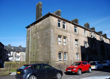Thumbnail 2 bed flat to rent in King Street, Greenock