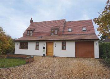 Thumbnail 4 bed detached house for sale in Kingsfield Road, Cosby, Leicester