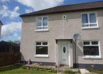Thumbnail 2 bed flat to rent in Sorn Street, Mauchline