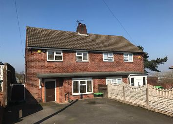 Thumbnail 2 bed property to rent in Fairway Avenue, Tividale, Oldbury