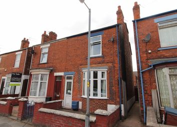 Thumbnail 3 bed semi-detached house for sale in Grey Street, Gainsborough