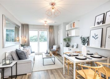 Thumbnail 1 bed flat for sale in Jubilee Meadows, Hersham Road