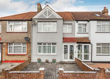 Thumbnail 4 bed terraced house for sale in Sherwood Park Road, Mitcham