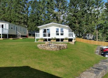 Thumbnail 2 bed mobile/park home for sale in Heather View Country & Leisure Park, Stanhope