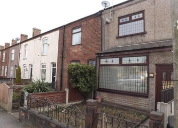 Thumbnail 2 bed terraced house for sale in Newton Road, Lowton, Warrington, Cheshire