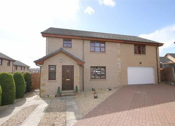 Thumbnail 5 bed detached house for sale in Birnie Drive, Elgin