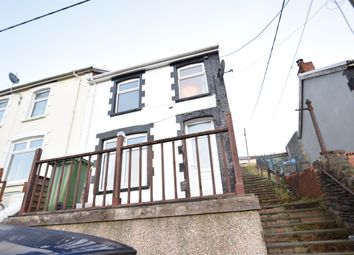 Thumbnail 3 bed end terrace house for sale in Fothergills Road, Elliots Town, New Tredegar
