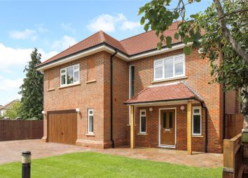 Thumbnail 5 bedroom detached house for sale in St. Nicholas Road, Thames Ditton, Surrey