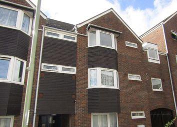 Thumbnail 2 bed flat to rent in Burnhams Walk, Gosport