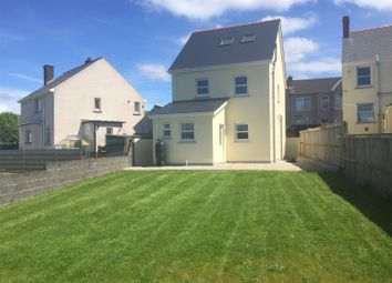 Thumbnail 3 bedroom detached house for sale in 4A, Starbuck Road, Milford Haven, Pembrokeshire