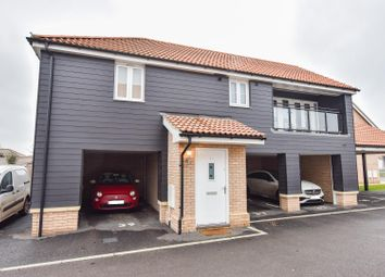 Thumbnail 1 bed detached house to rent in Hibbert Drive, Dunmow