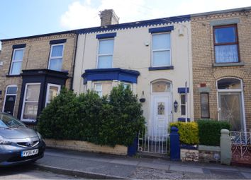 Thumbnail 4 bed terraced house for sale in Barrington Road, Liverpool