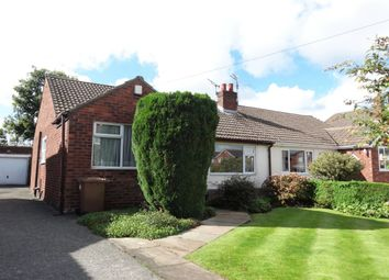 Thumbnail 2 bed bungalow for sale in Stanley Croft, Woodplumpton, Preston