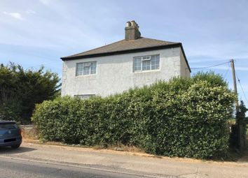 Thumbnail 4 bed detached house for sale in Hull Cottage, Sandwich Road, Sholden, Deal, Kent