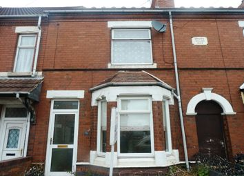 Thumbnail 3 bed terraced house for sale in Newtown Road, Bedworth