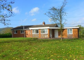 Thumbnail 3 bed detached bungalow for sale in Structons Heath, Great Witley, Worcester