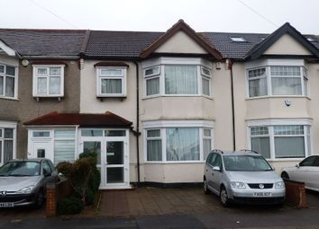 Thumbnail 3 bed terraced house for sale in Cranbrook Rise, North Ilford