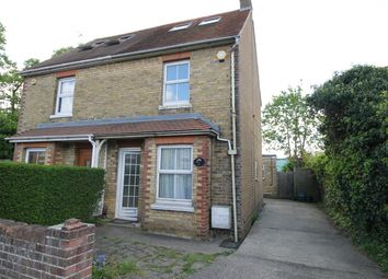 Thumbnail Semi-detached house to rent in London Road, Stanway, Colchester