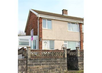 3 bed semi-detached house for sale in Caeconna Road, Swansea SA5