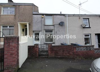 Thumbnail 2 bed terraced house for sale in Park Hill, Tredegar, Blaenau Gwent.