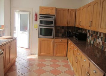 Thumbnail 5 bed property to rent in Belle Vue Terrace, Treforest, Pontypridd