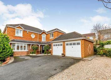 Thumbnail 4 bed detached house for sale in Spencelayh Close, Wellingborough, Na