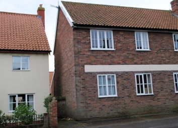 Thumbnail 1 bed flat to rent in Market Place, Kenninghall, Norwich