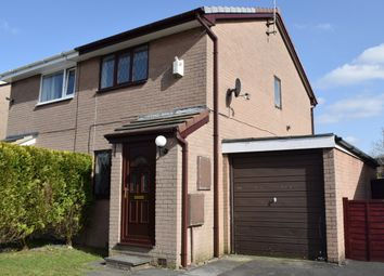 Thumbnail 2 bed semi-detached house for sale in Castlerigg Drive, Burnley