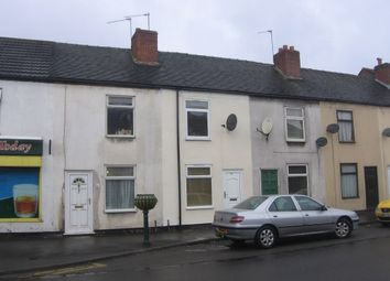 Thumbnail 2 bed property to rent in Horninglow Road, Burton Upon Trent, Staffordshire