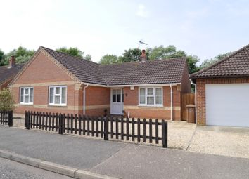 Thumbnail 3 bed detached bungalow to rent in Greenwich Close, Downham Market