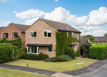 Thumbnail 4 bedroom detached house for sale in Towthorpe Road, Haxby, York