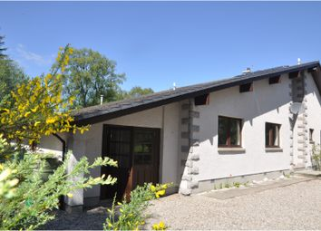 Thumbnail 5 bed detached house for sale in Laggan, Newtonmore
