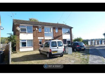 Thumbnail 1 bed flat to rent in Lancotbury Close, Totternhoe, Dunstable