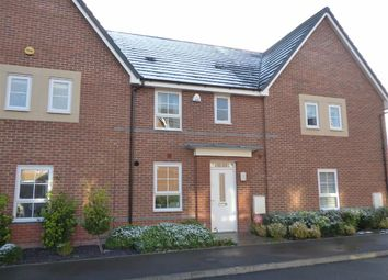 Thumbnail 3 bedroom terraced house for sale in Station Court, Cannock, Staffordshire