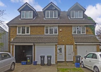 Thumbnail 4 bedroom terraced house for sale in Knighton Lane, Buckhurst Hill, Essex