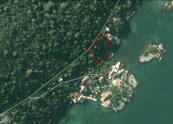Thumbnail Land for sale in Tivat, Kakrc - Seafront Urbanized Plot Of 1.489m2, Tivat, Kakrc, Montenegro