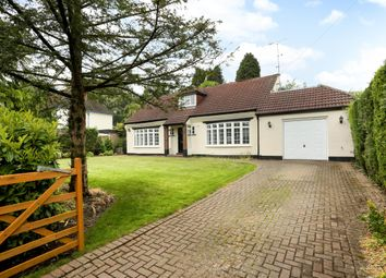 Thumbnail 3 bed detached house to rent in Monks Road, Wentworth, Virginia Water