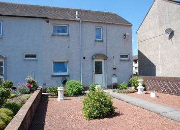 Thumbnail 2 bed end terrace house for sale in 23 Urr Road, Dalbeattie