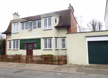 Thumbnail 4 bedroom detached house for sale in Sandringham Road, Abington, Northampton