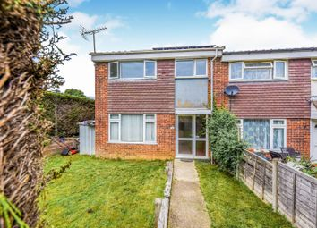 Thumbnail 3 bed end terrace house for sale in Birch Road, Bordon