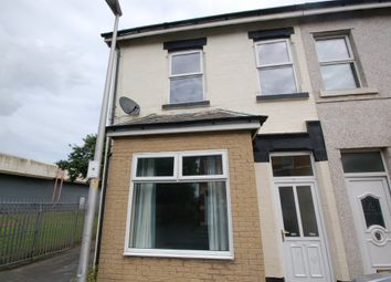 Thumbnail 3 bedroom end terrace house for sale in Gladstone Street, Blackpool
