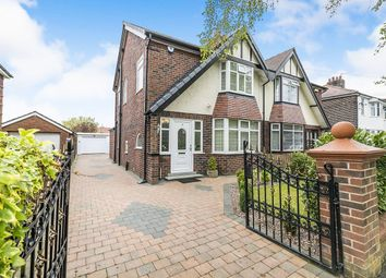 Thumbnail 3 bed detached house to rent in Parklands Drive, Fulwood, Preston