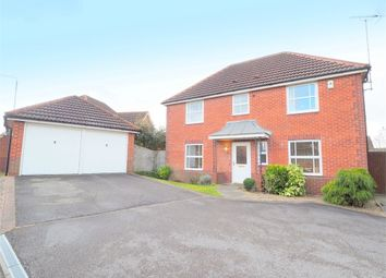 Thumbnail 4 bedroom detached house for sale in Castlewood Grove, Sutton-In-Ashfield, Nottinghamshire