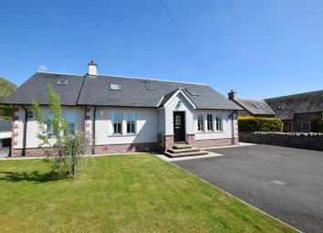 Thumbnail 6 bed detached house for sale in Springfield House, Kinloch, Blairgowrie