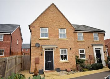Thumbnail 2 bed semi-detached house for sale in Windsor Court, Bourne
