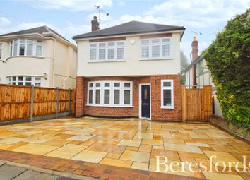 Thumbnail 4 bed detached house for sale in River Drive, Upminster