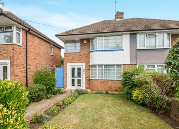 Thumbnail 3 bed semi-detached house for sale in Northumberland Avenue, Rainham, Gillingham
