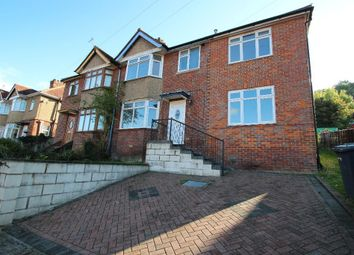 Thumbnail 5 bed semi-detached house to rent in Chairborough Road, High Wycombe